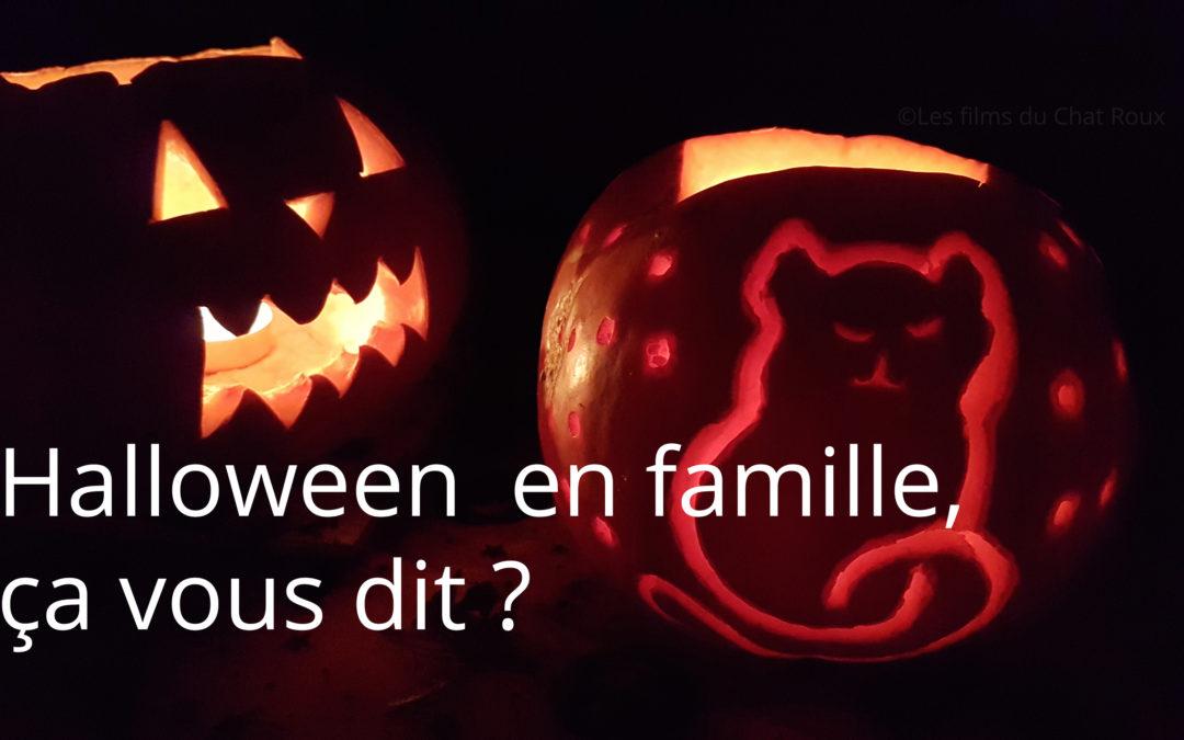 Spécial Halloween en famille