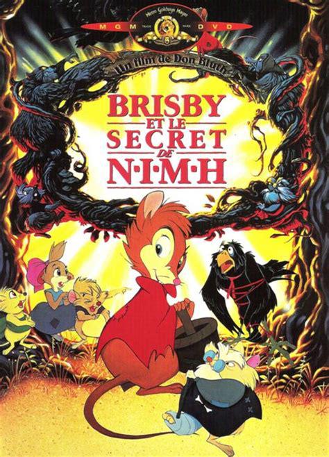 Ciné-club n°9: Brisby et le secret de NIMH.
