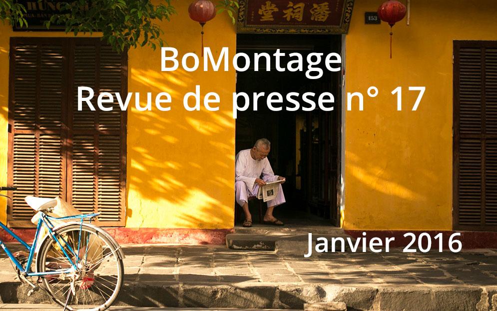 La revue de presse de Bomontage (17)