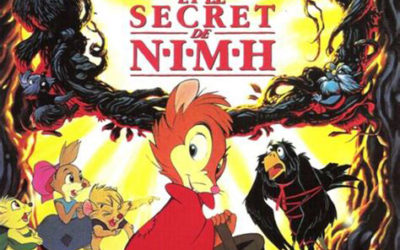 Ciné-club n°9: Brisby et le secret de NIMH.